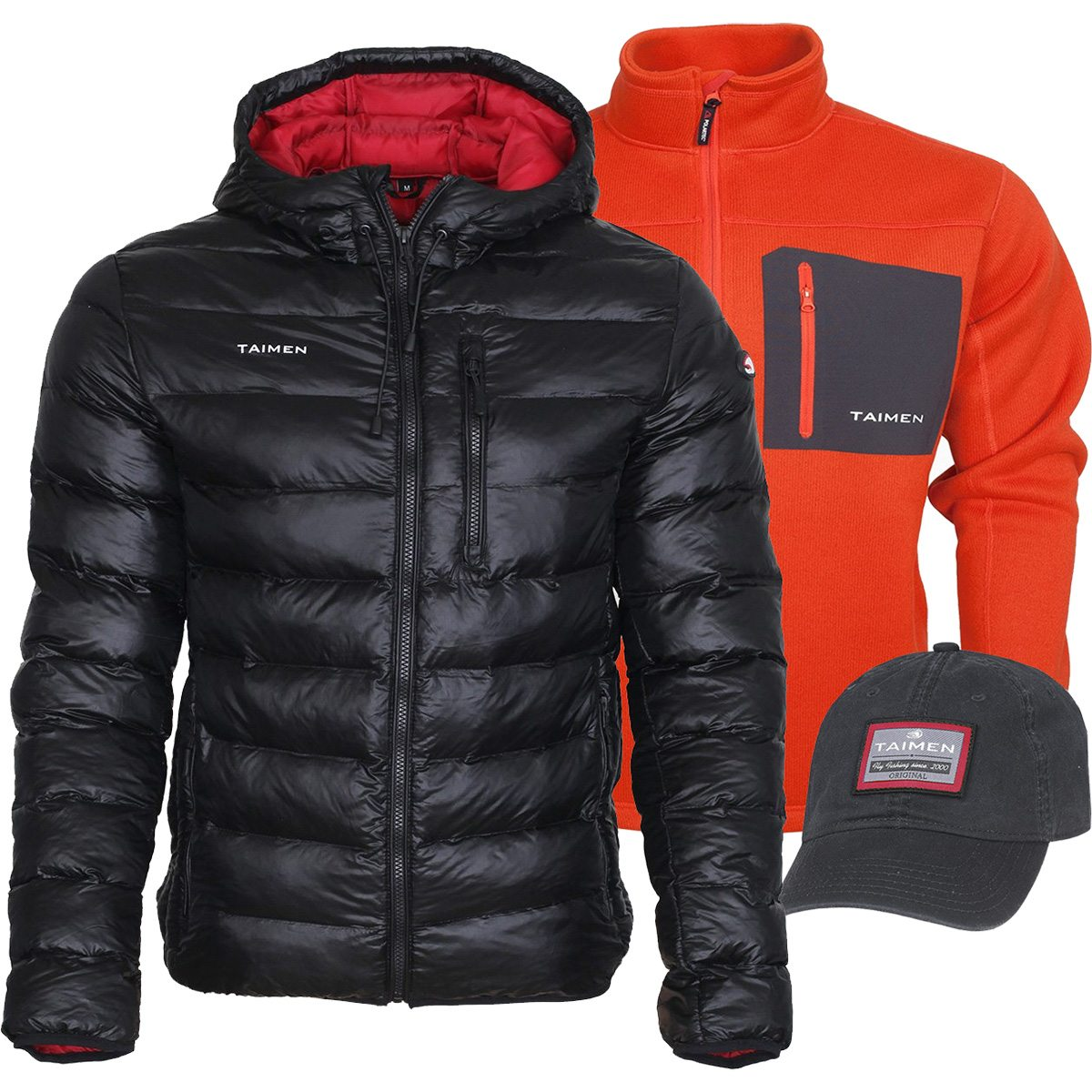Taimen Anadyr Jacket 3 Elements Set