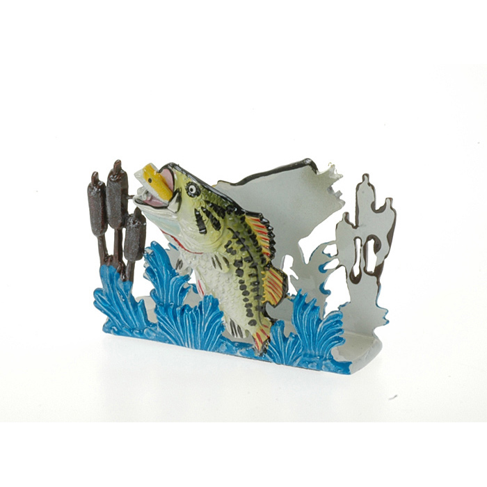 Painted Business Card Holder