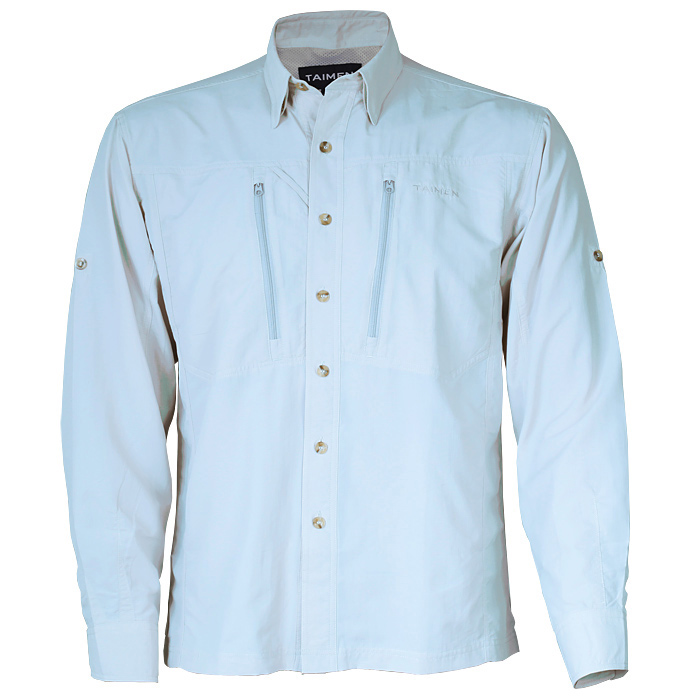 Taimen Zephyr Shirt Illusion Blue