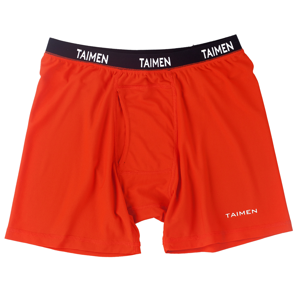 Taimen Polartec Power Dry Boxer - Red Clay