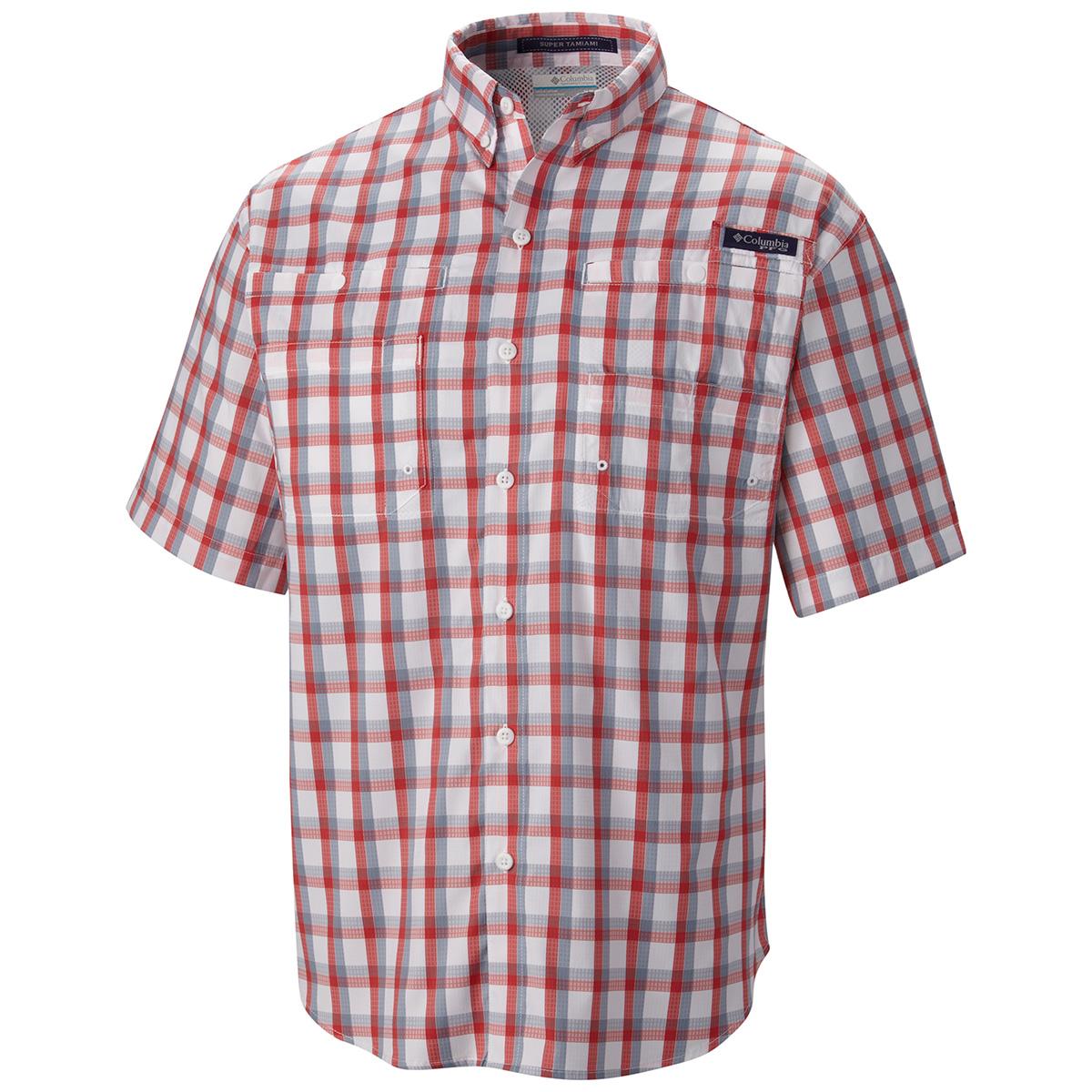 Columbia super tamiami ss shirt 2015 fishing shirts for Columbia cotton fishing shirt