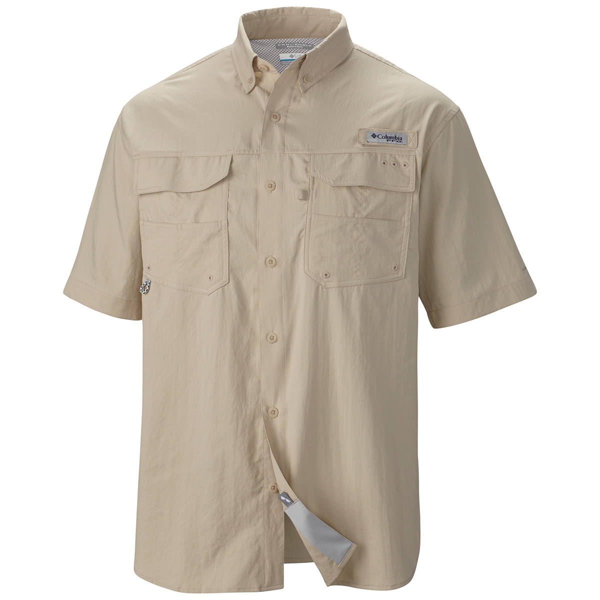 Columbia Blood and Guts III Short Sleeve Woven