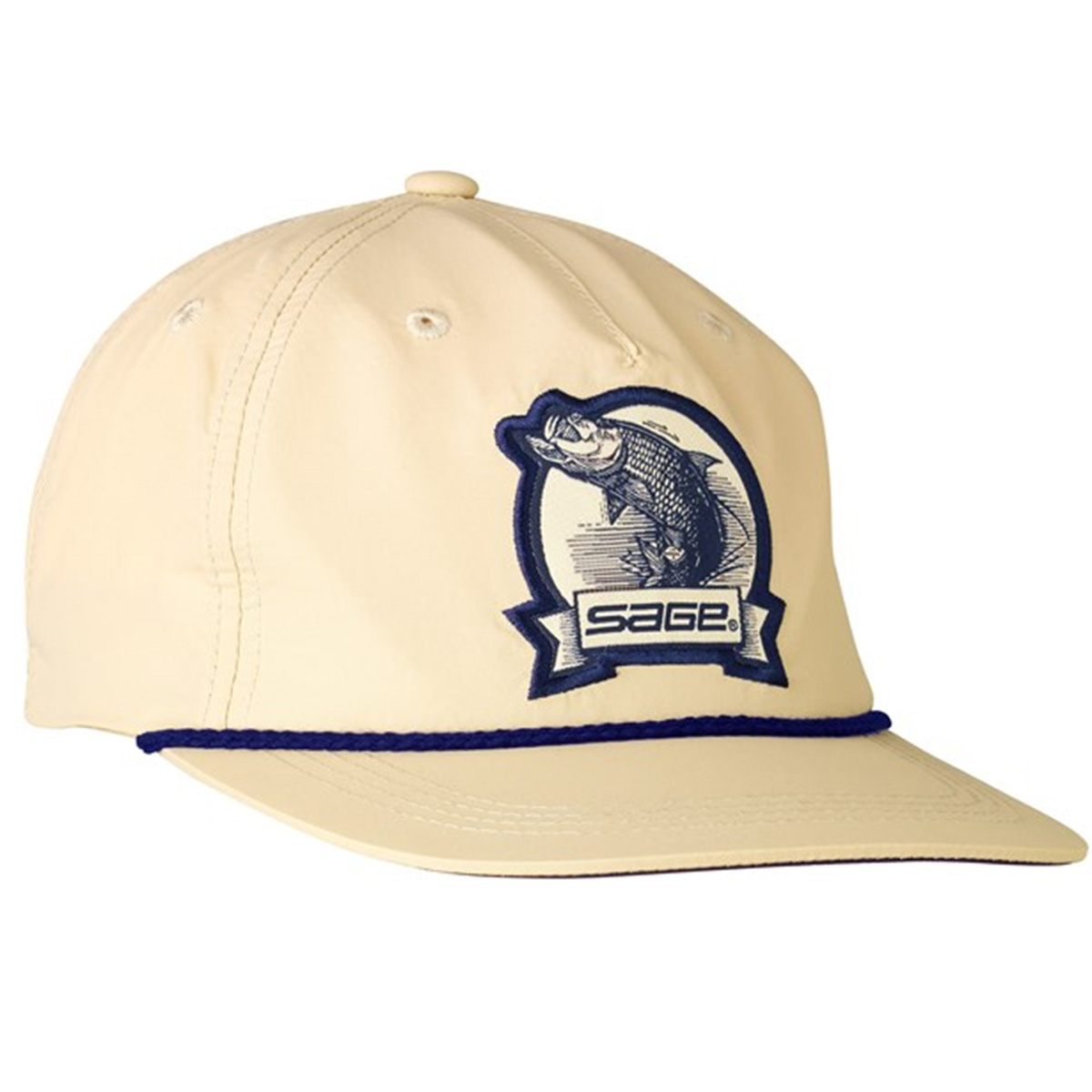 Heritage Captains Hat Tan